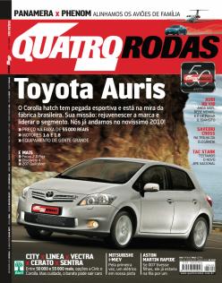 Magazine Quatro Rodas Brazil