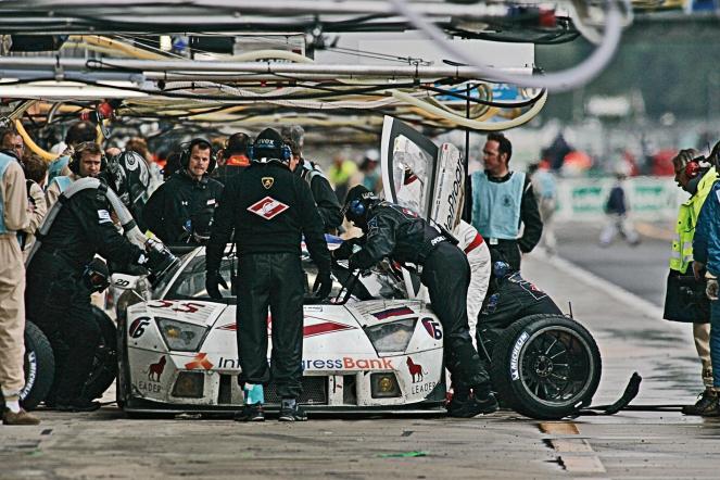 24 Heures du Mans 08